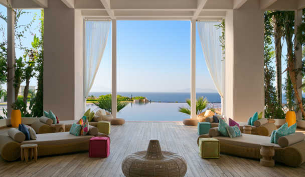 Kempinski Barbaros Bay: Chill Out Lounge