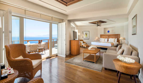 Kempinski Barbaros Bay: One Bedroom Suite