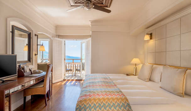 Kempinski Barbaros Bay: Standard Room King Size Bed
