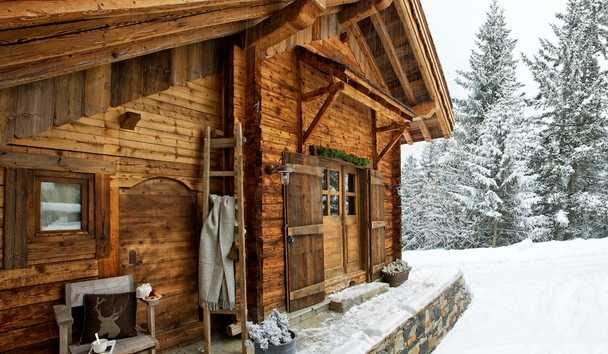 Portetta Mountain Lodges: Petite Marmotte Lodge Exterior
