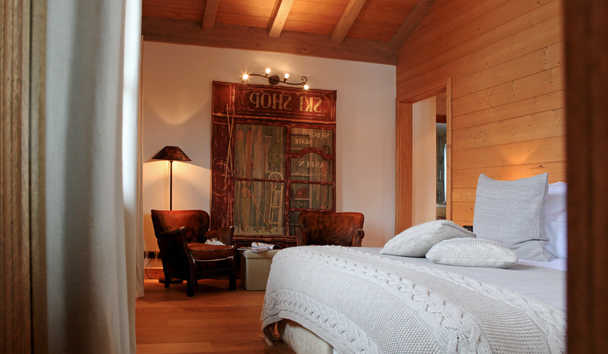 Portetta Mountain Lodges: Marmotte Lodge Bedroom