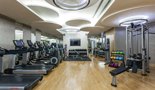 The Peninsula Bangkok: Fitness Centre