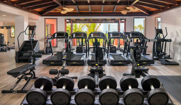The Ritz-Carlton, Abama: Gym