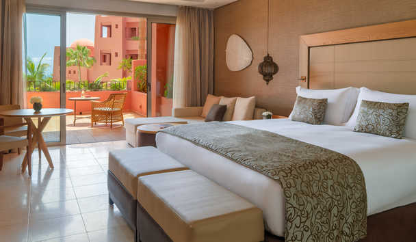 The Ritz-Carlton, Abama: Deluxe Room Resort View