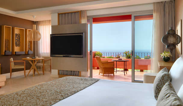 The Ritz-Carlton, Abama: Junior Suite Ocean View