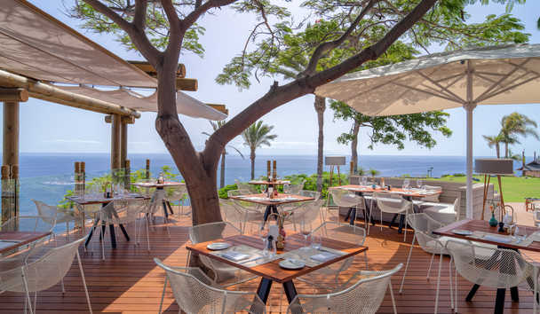 The Ritz-Carlton, Abama: Restaurant El Mirador Terrace