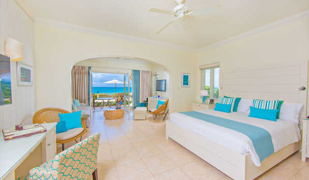 Blue Waters Resort & Spa: Cove Suite