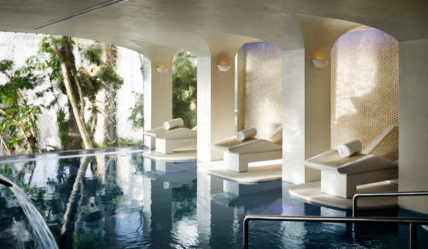 Puente Romano Marbella: Six Senses Spa Relaxation Area