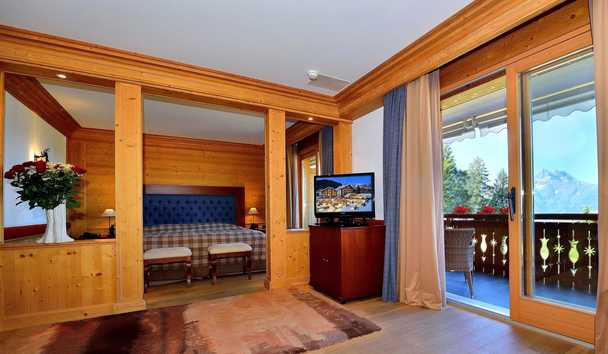 Chalet RoyAlp Hotel & Spa: Junior Suite