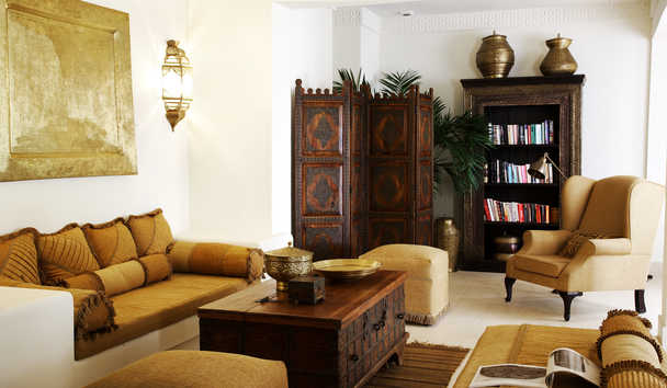 Baraza Resort and Spa: Library