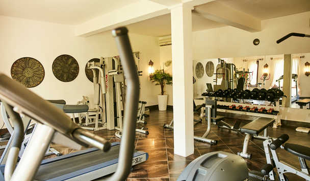 Baraza Resort and Spa: Gym