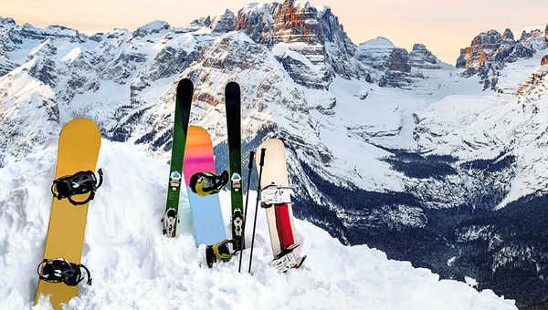 Order Your Luxury Ski & Snowboard Brochure