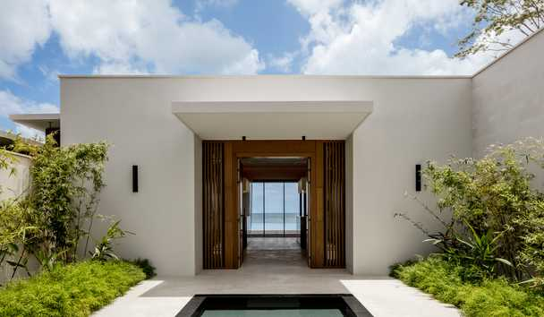 Silversands Grenada: Villa Entrance