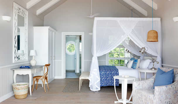 Thanda Island: Villa Bedroom