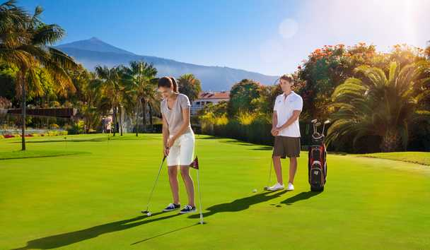 Hotel Botanico & The Oriental Spa Garden: Golf