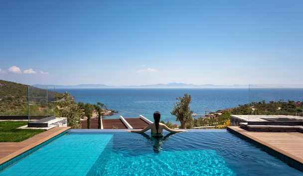 Six Senses Kaplankaya: Seaview Master Suite with Pool