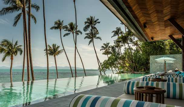 Four Seasons Resort Koh Samui: Swimming Pool