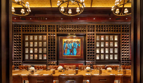 Rosewood Baha Mar: The Rum Room Private Dining