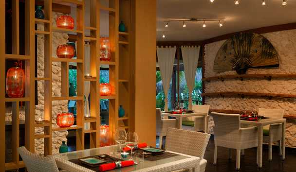 The St. Regis Bora Bora: Sushi Take