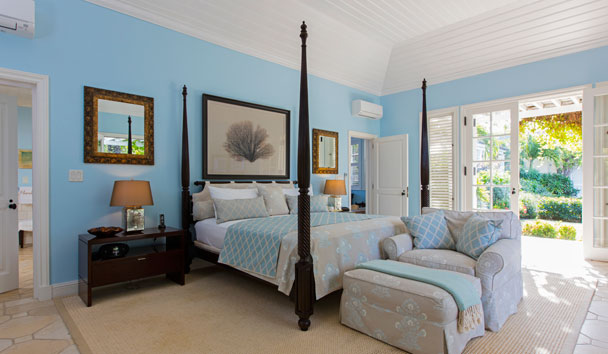 Oleander Estate House at Jumby Bay Island: Bedroom