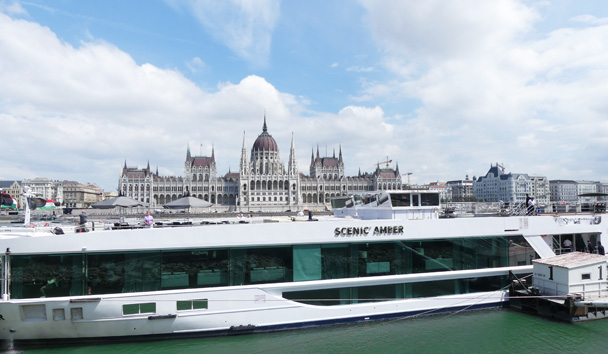 Luxury River Cruising: Down The Danube with Scenic