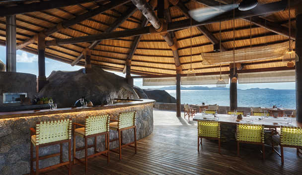 Six Senses Zil Pasyon: Ocean Kitchen