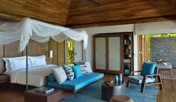 Six Senses Zil Pasyon: Pool Villa Bedroom
