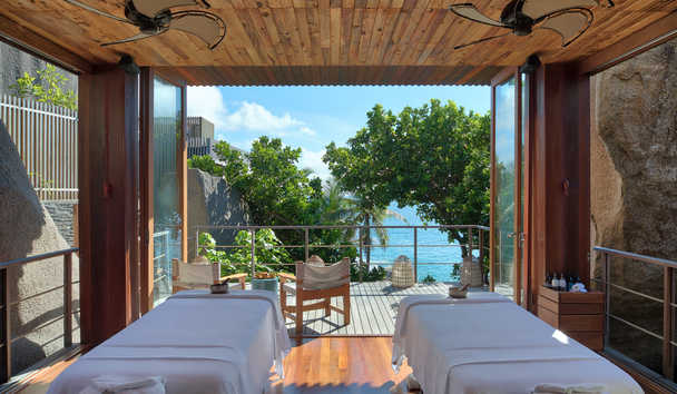 Six Senses Zil Pasyon: Spa Treatment at Villa Rock