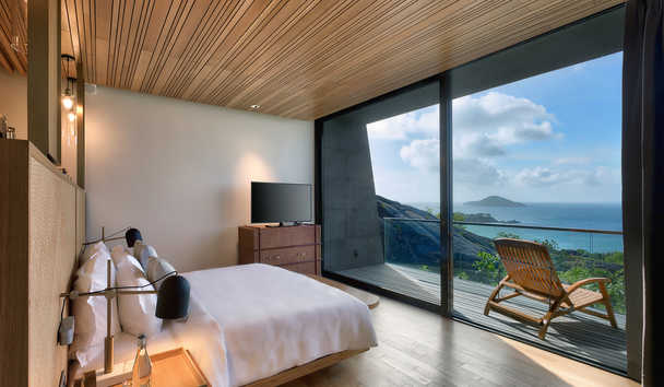 Six Senses Zil Pasyon: Residence Bedroom