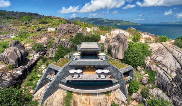 Six Senses Zil Pasyon: Four Bedroom Residence Exterior