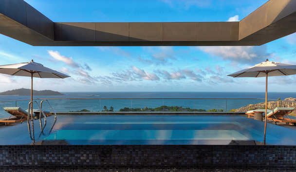 Six Senses Zil Pasyon: Four Bedroom Residence Master Pool