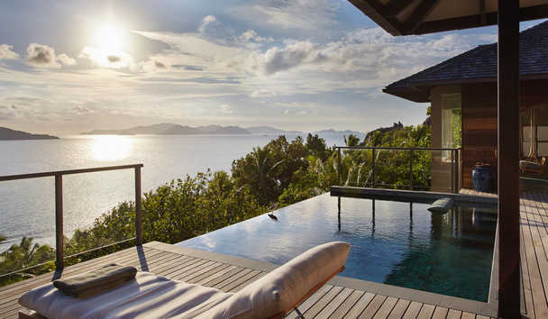 Six Senses Zil Pasyon: Panorama Pool Villa
