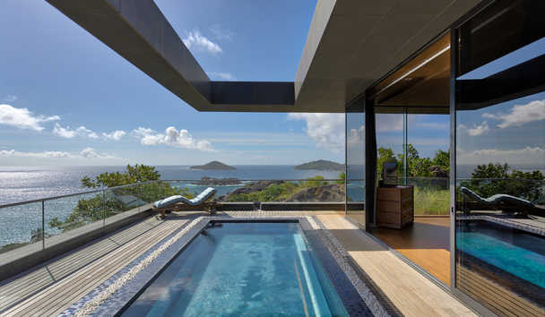 Six Senses Zil Pasyon: Three Bedroom Residence