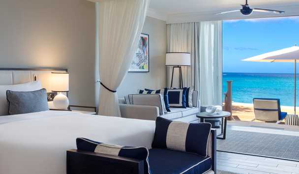 Fairmont Royal Pavilion: Beachfront Suite