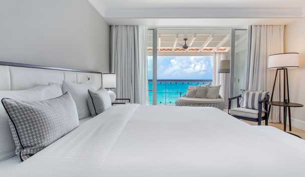 Fairmont Royal Pavilion: Signature Oceanfront Room