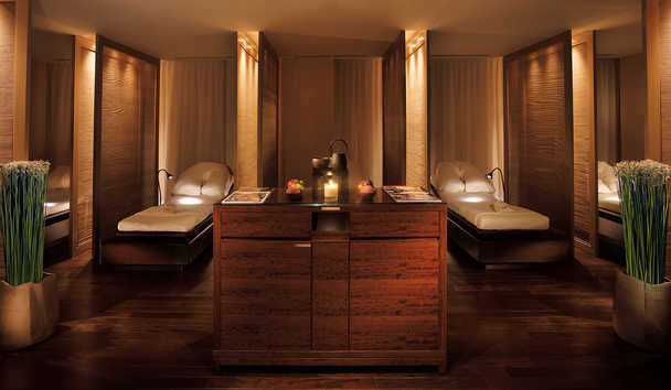 The Peninsula Tokyo: The Peninsula Spa Relaxation Room