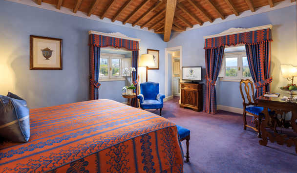 Villa La Massa: Double Prestige Room