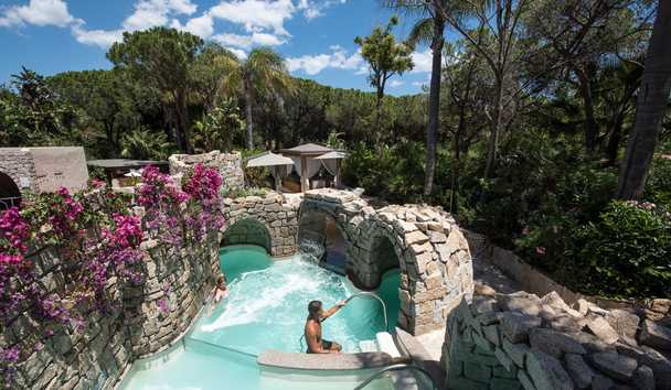 Forte Village - Le Palme: Private Spa