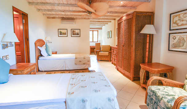 Bequia Beach Hotel: Classic Family Suite