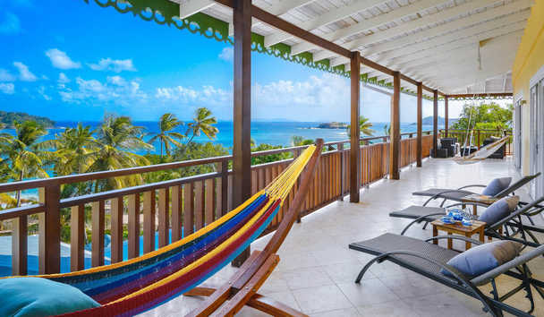 Bequia Beach Hotel: Estate Villa