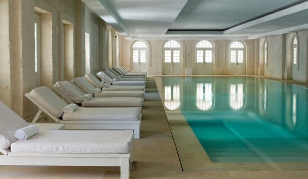 Borgo Egnazia: Indoor Swimming Pool