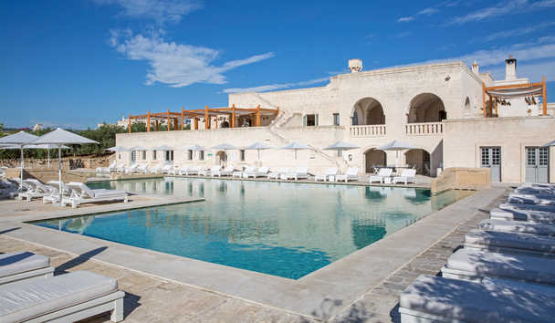 Borgo Egnazia: Swimming Pool