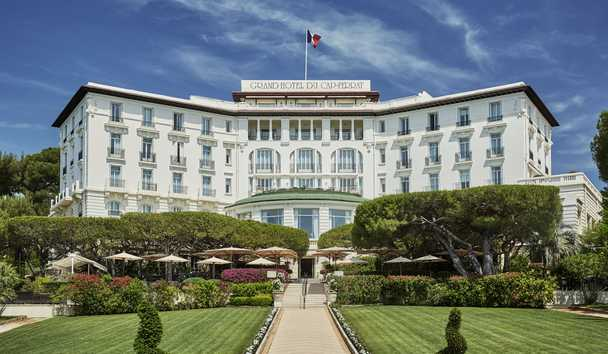 Grand-Hôtel du Cap-Ferrat, A Four Seasons Hotel: Exterior