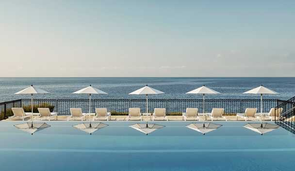 Grand-Hôtel du Cap-Ferrat, A Four Seasons Hotel: Club Dauphin