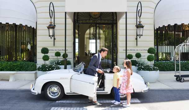 Grand-Hôtel du Cap-Ferrat, A Four Seasons Hotel: Family