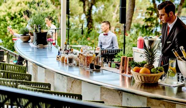 Grand-Hôtel du Cap-Ferrat, A Four Seasons Hotel: Bar