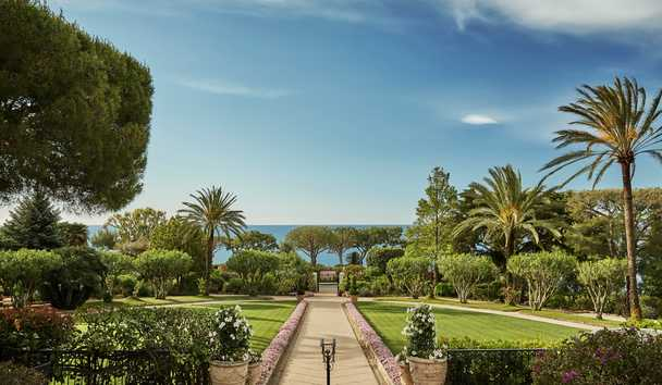 Grand-Hôtel du Cap-Ferrat, A Four Seasons Hotel: Gardens