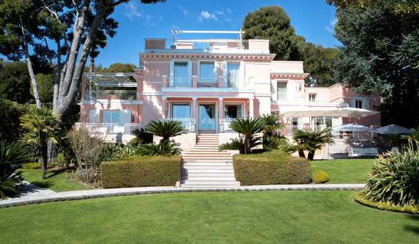 Grand-Hôtel du Cap-Ferrat, A Four Seasons Hotel: Villa Rose Pierre