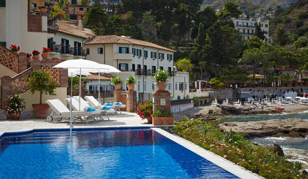 Belmond Villa Sant'Andrea: Swimming Pool