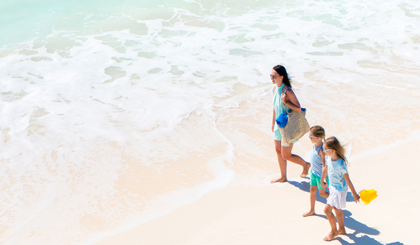 Family Holiday in the Caribbean